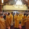 Metropolitan Tikhon presides at 100th Anniversary of Saint Nicholas Church, Mogadore, OH