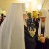 Metropolitan Tikhon, OCA delegation received by Patriarch Kirill