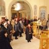 Metropolitan Tikhon presides at patronal feast of St. Catherine Representation Church