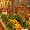 Metropolitan Tikhon celebrates Nativity, Circumcision