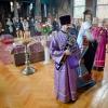 Metropolitan Tikhon visits Brooklyn, NY's Holy Trinity Church