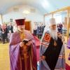 Metropolitan Tikhon visits St. John the Theologian Church, Shirley, NY