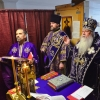 His Beatitude, Metropolitan Tikhon, visited parishes in the Washington, DC Deanery during Holy Week