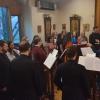 Metropolitan Tikhon presides at SVOTS Commencement Liturgy, Exercises