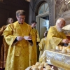 Metropolitans Tikhon and Hilarion bless new St. Seraphim Monument at Novo-Diveevo Convent