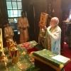Fr. Basil Summer awarded miter at St. Sergius Chapel