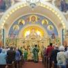 Metropolitan Tikhon celebrates Liturgy at ISOCM Symposium