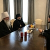19th AAC Highlights: Metropolitan Tikhon meets with Bishop Flavian