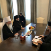 19th AAC Highlights:  Metropolitan Tikhon meets with Metropolitan Seraphim of Zimbabwe