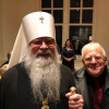 Metropolitan Tikhon attends world premiere at DC's National Cathedral