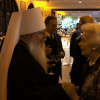 Metropolitan Tikhon attends funeral of former Librarian of Congress