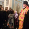 Patronal feast celebrated at OCA's St. Catherine's Representation Church, Moscow