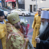 Metropolitan Tikhon presides at patronal feast day Liturgy at NYC's St. Nicholas Cathedral
