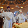 Metropolitan Tikhon celebrates Theophany at St. Matthew Church, Columbia, MD