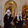 Patriarch Kirill receives Metropolitan Tikhon, OCA delegation
