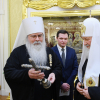 Metropolitan Tikhon, OCA delegation visit Moscow for Patriarchal Celebration
