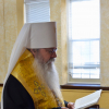 Metropolitan Tikhon opens Metropolitan Council Spring Session