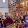 Metropolitan Tikhon visits Diocese of the West