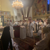 Metropolitan Tikhon presides at Funeral Services for the Ever Memorable Archbishop Nikon