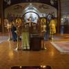 Metropolitan Tikhon celebrates the Feast of Saint Innocent at Saint Vladimir Seminary