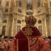 Metropolitan Tikhon Celebrates the Divine Liturgy at Church of Saint Clement