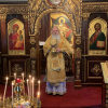 Metropolitan Tikhon celebrates the feast of the Synaxis of the Archangels at St. Sergius Chapel