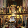 Metropolitan Tikhon celebrates the Feast of Theophany at St. Nicholas Cathedral