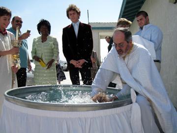 Kaperonis baptism 4