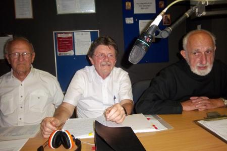 Ed, fr. michael. john at radio station