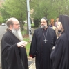 Orthodox Christian presence at Birmingham CCT conference