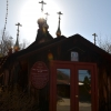 Metropolitan Tikhon makes first archpastoral visit to New Skete
