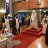 Metropolitan Tikhon presides at patronal feastday of Saint Tikhon's Monastery