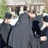 Archbishop Anastasios of Albania visits Saint Vladimir's Seminary