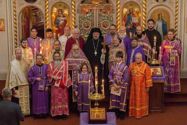 how to become an orthodox priest in america