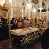 OCA represented at Funeral of Metropolitan Philip