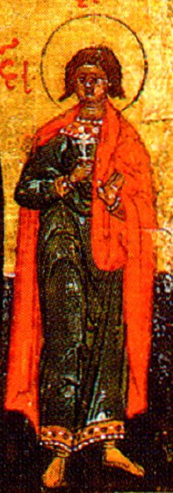 sveti Agapij - mučenec