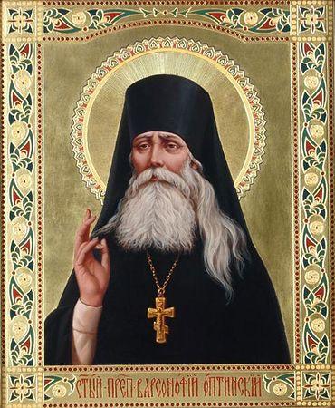 Venerable Barsanuphius of Optina - Orthodox Church in America