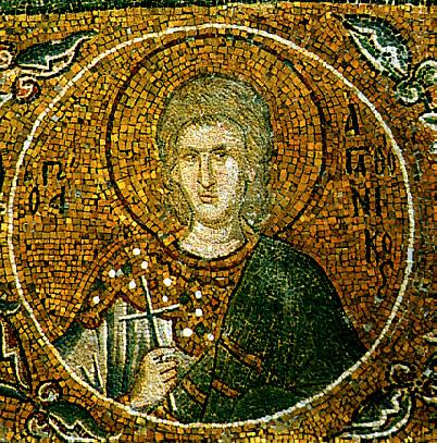 sveti Agatonik in tovariši - mučenci
