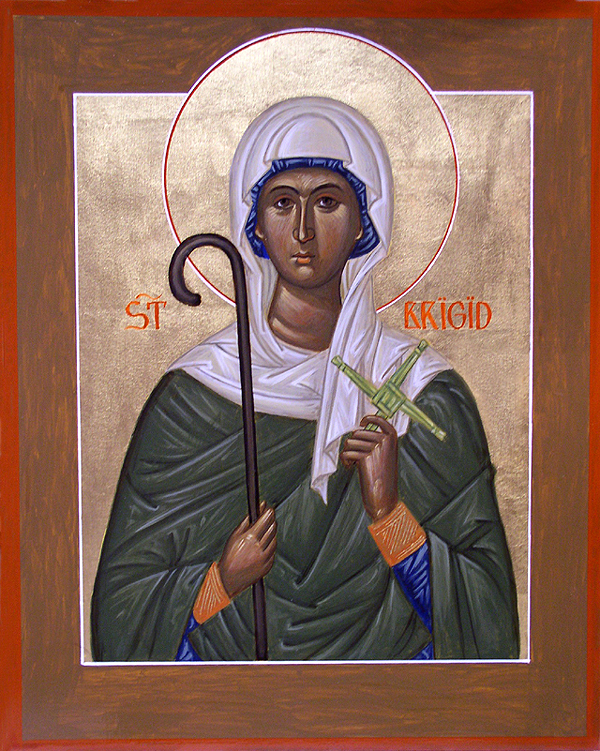 the influence of st augustine and brigid of kildare in the church