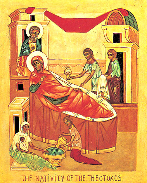 Leavetaking of the Nativity of the Mother of God