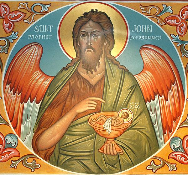 Image result for THE HOLY ST. JOHN (JOHN THE BAPTIST)