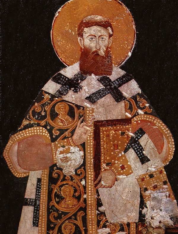Translation of the relics of Saint Savva, first Archbishop of Serbia