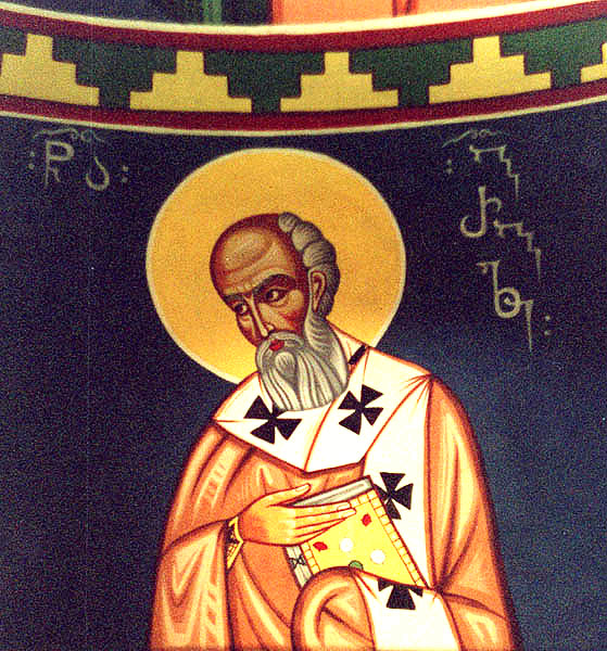 Saint Gregory the Theologian, Archbishop of Constantinople ...
