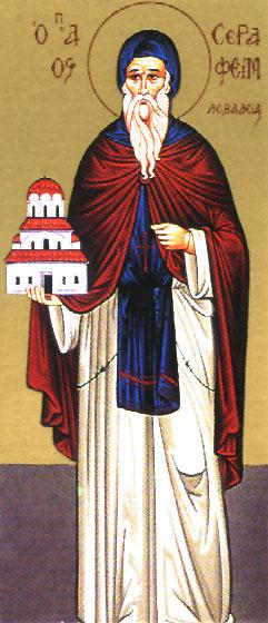 Saint Seraphim of Labodeia