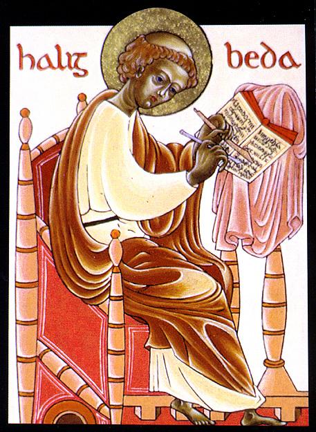 Venerable Bede, the Church Historian