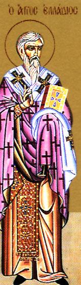 Hieromartyr Helladius, Bishop in the East