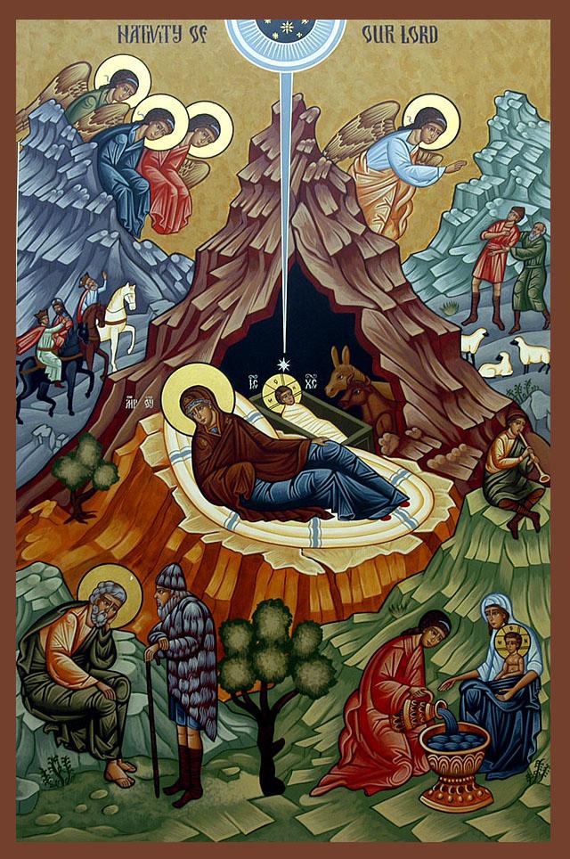 Sunday Before The Nativity
