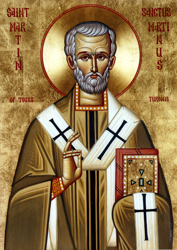 St Martin Of Tours Bishop
