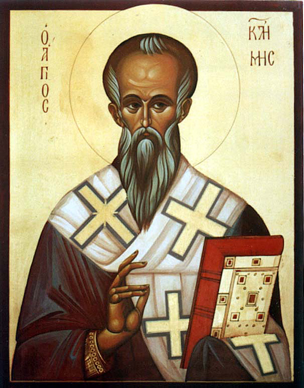 St clement the bishop of ochrid and enlightener of the bulgarians orthodox church in america for Comfaience saint clement