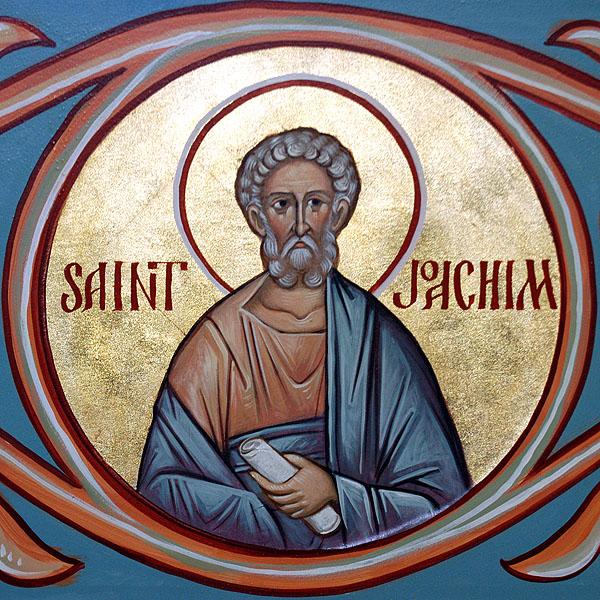 Holy, Righteous Ancestor of God, Joachim - Orthodox Church in America
